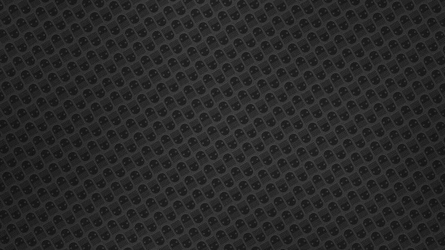 Картинка: Осьминоги, призраки, тёмный фон