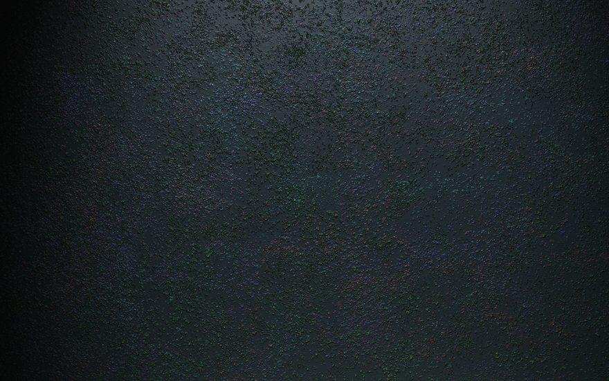 Картинка: Шероховатость, штукатурка, камушки, чёрный фон