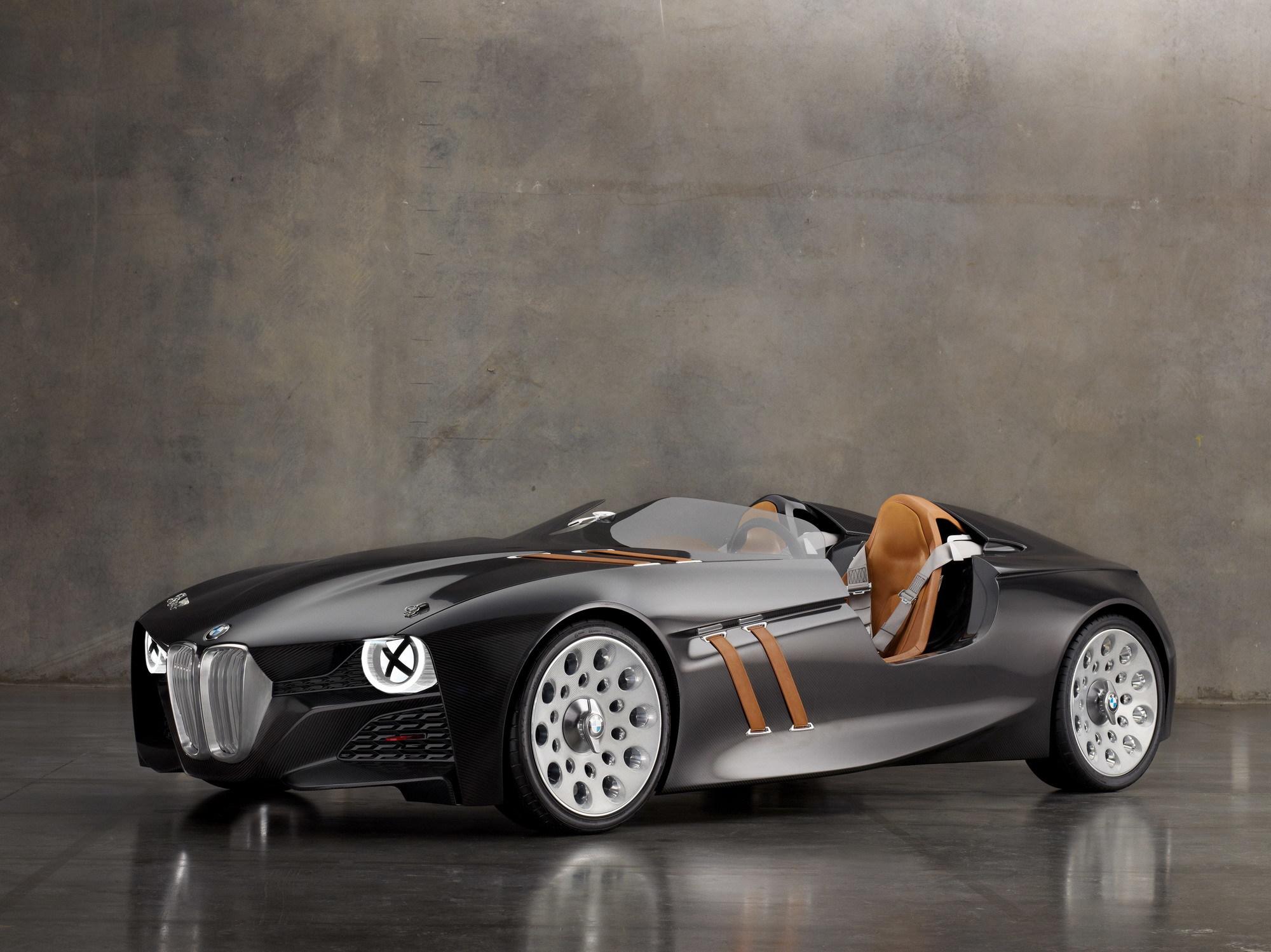 Картинка: Концепт-кар, BMW, 328, Hommage, стиль, 2011