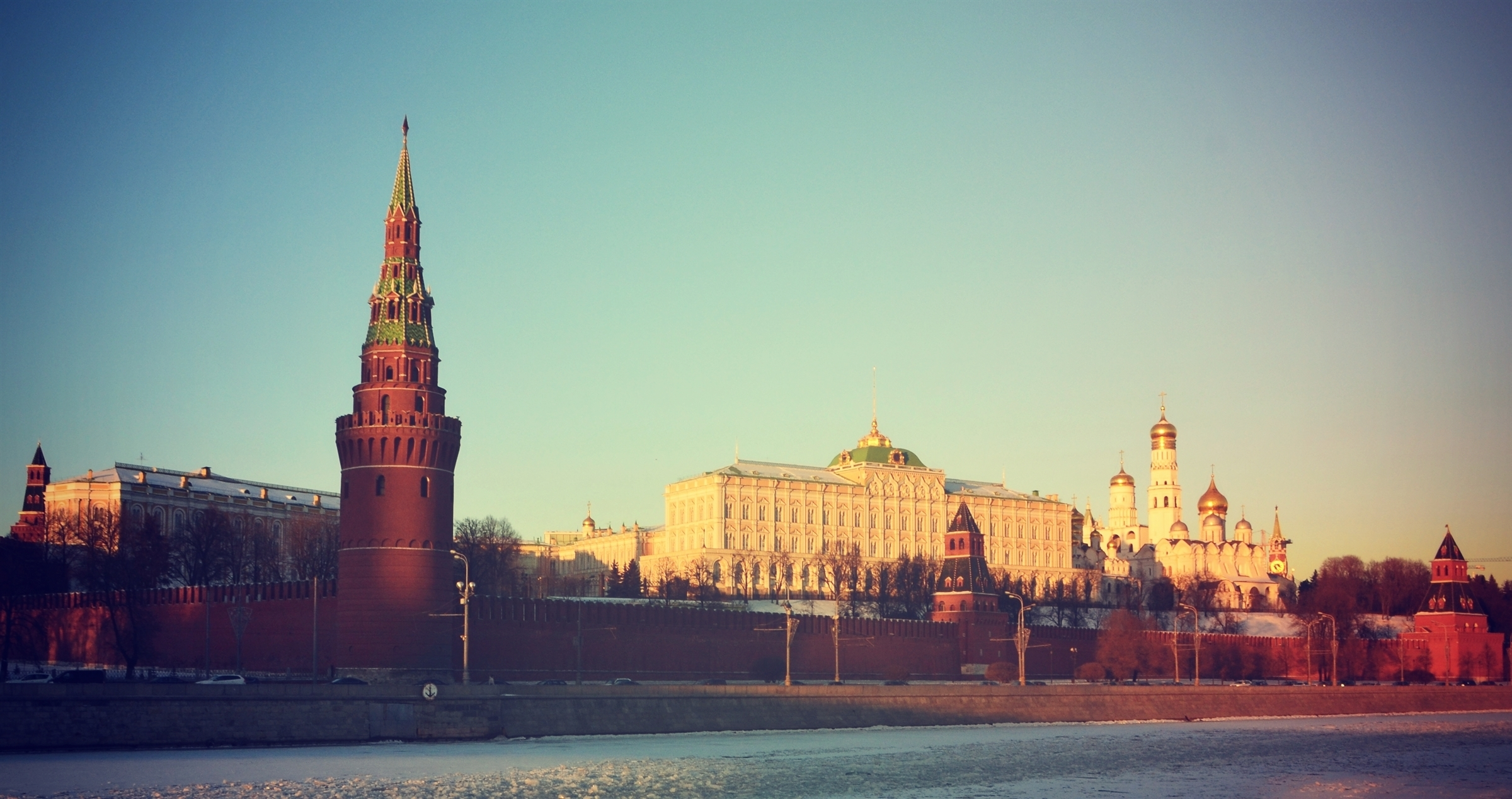 Картинка: Москва, Россия, Красная площадь, Кремль, достопримечательность