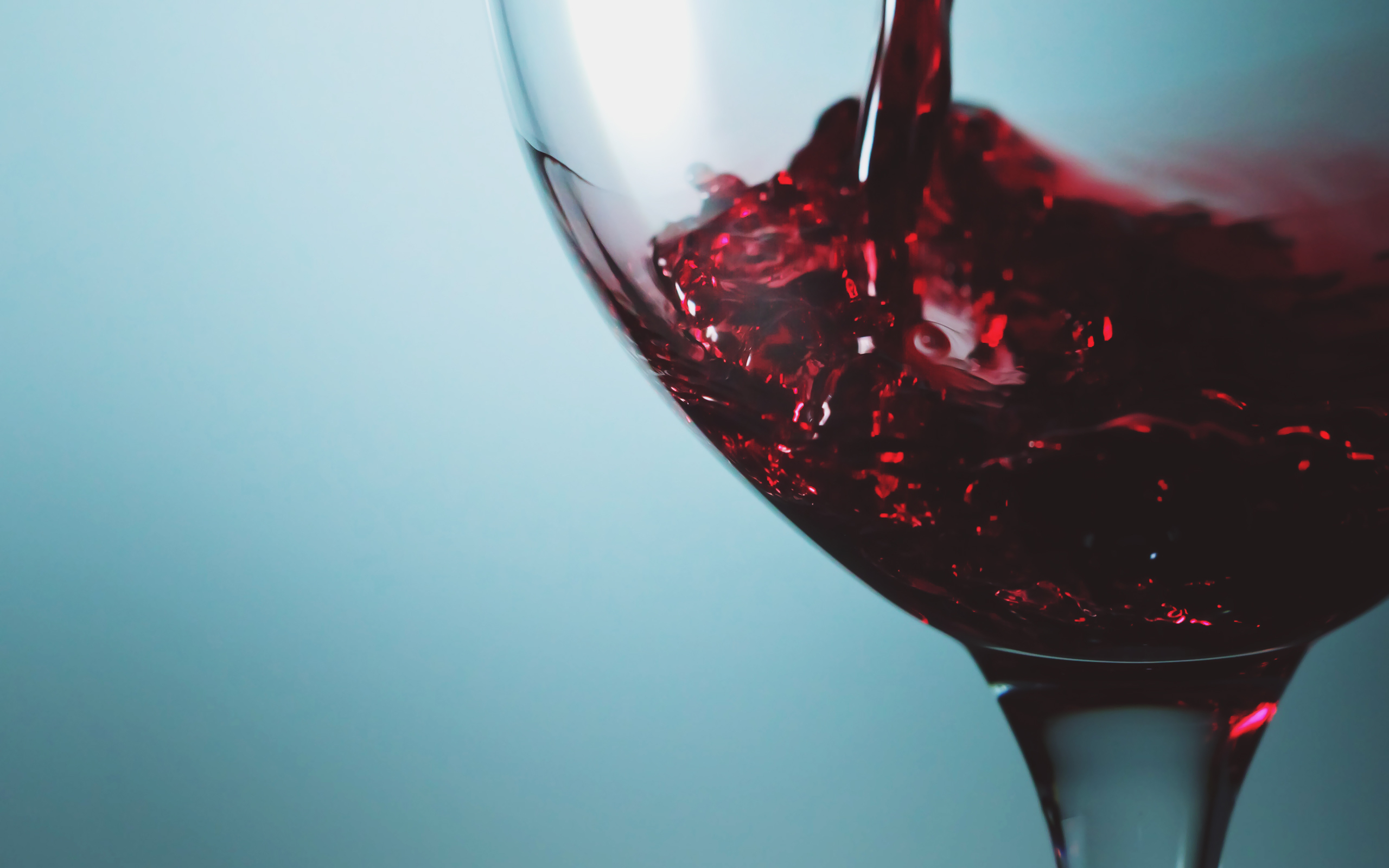 Image: Glass, red, wine