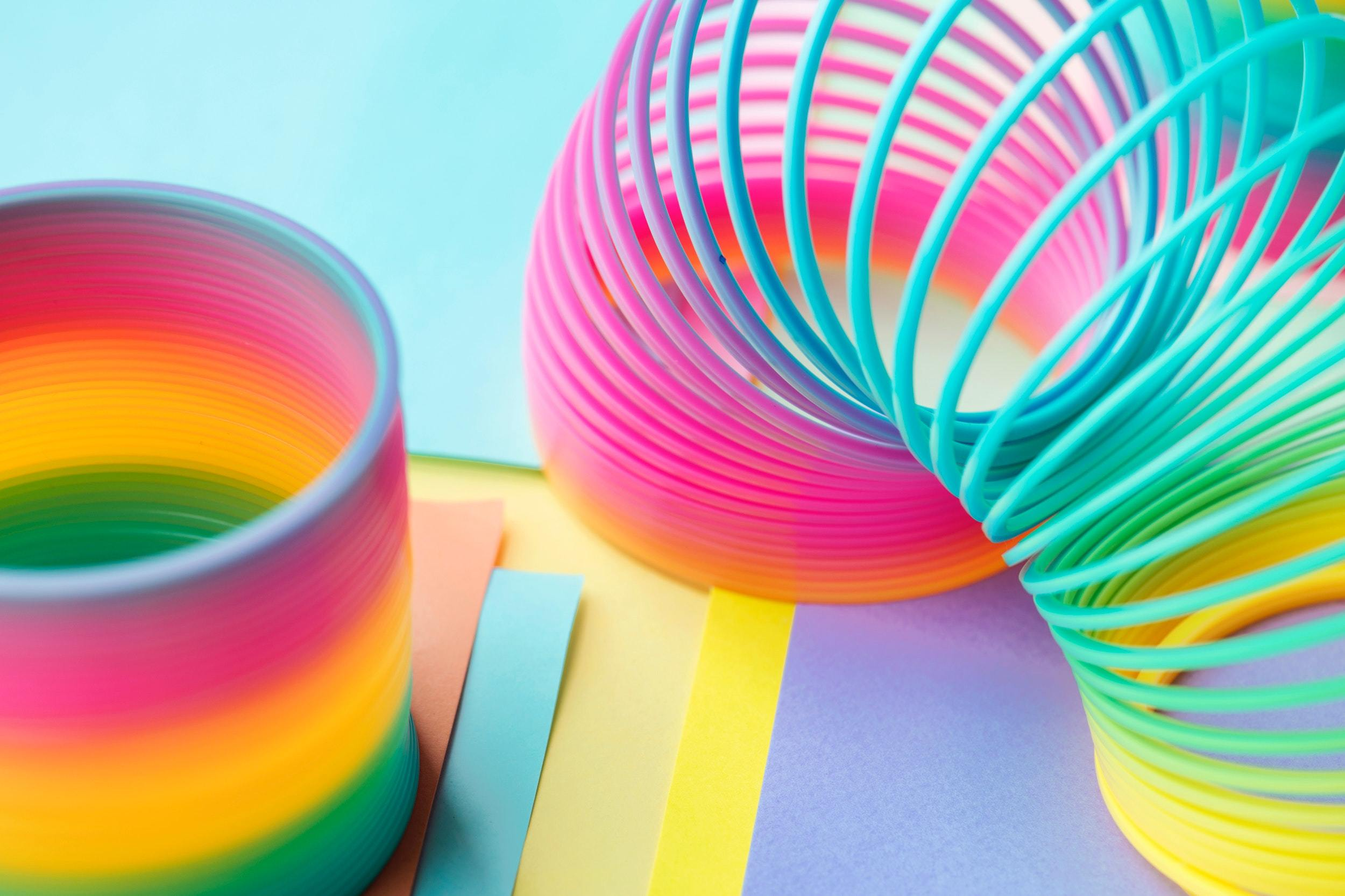 Картинка: Радуга, цвет, красочная, забава, игра