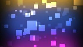 Картинка: Фигуры, квадраты, цвет