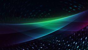 Картинка: Линии, изгиб, цвет, спектр, узор, круги