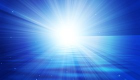 Картинка: Свет, лучи, звёзды, яркость, синий