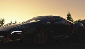 Картинка: Lamborghini, Corvette, Z06, диски, тюнинг
