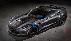 Картинка: Chevrolet Corvette Grand Sport, Chevrolet, Corvette, спорткар, стиль, design, дизайн, отражение, помещение