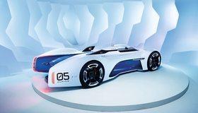 Картинка: Renault, Alpine, Vision, Gran Turismo, концепт, суперкар