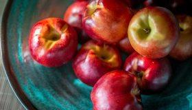 Картинка: Нектарин, красные, спелые, сочные, персик голоплодный, Prunus persica