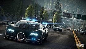 Картинка: Гонки, погоня, дорога, полиция, Need For Speed Rivals, суперкары, Bugatti