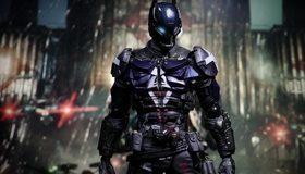 Картинка: Рыцарь Аркхема, Джейсон Питер Тодд, Робин, Красный Колпак, Batman Arkham Knight, костюм, технологии