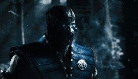 Картинка: Sub-Zero, Ниже Нуля, ниндзя, смертельная битва 10, Mortal Kombat 10