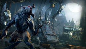 Картинка: Killer Instinct, волк, оборотень, когти, пасть, механизмы