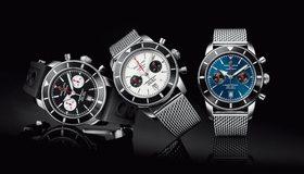 Картинка: Часы, стрелки, стиль, дизайн, время, наручные, бренд, Breitling