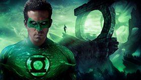 Картинка: Зелёный фонарь, фонарь, герой, супергерой, DC Comix, Хэл Джордан