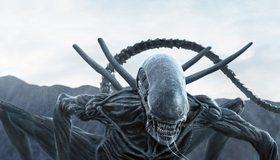 Картинка: Чужой завет, чужие, Ксеноморф, Чужой-трутень, инопланетный, раса