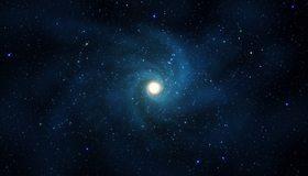 Картинка: Свет, звёзды, пыль, вихрь, пространство, туманность, свечение