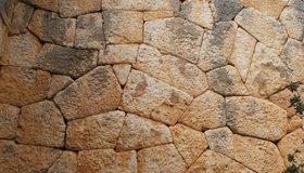 Картинка: Камень, стена, укладка