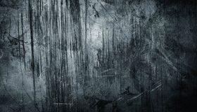 Картинка: Линии, борозды, царапины, серый