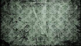 Картинка: Обои, заломы, вмятины, царапины, рисунок, узор, печать, кляксы