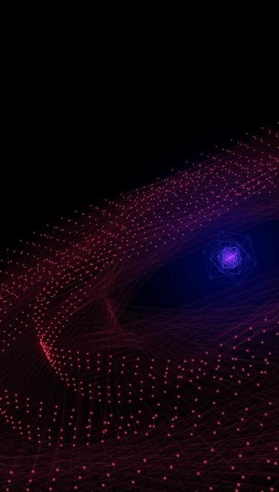 Картинка: Геометрия, линии, точки, центр, модель