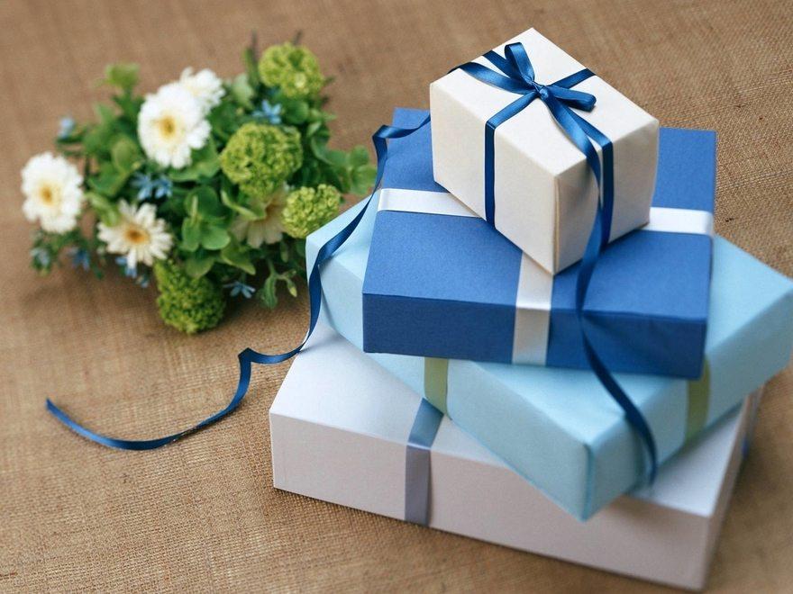 Лента подарок для мужчины 674